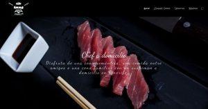 Sushikiller, chef a domicilio, llevamos la comida japonesa a tu casa