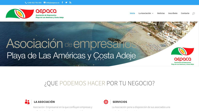 Asociación de empresarios playa de Las Americas y Costa Adeje
