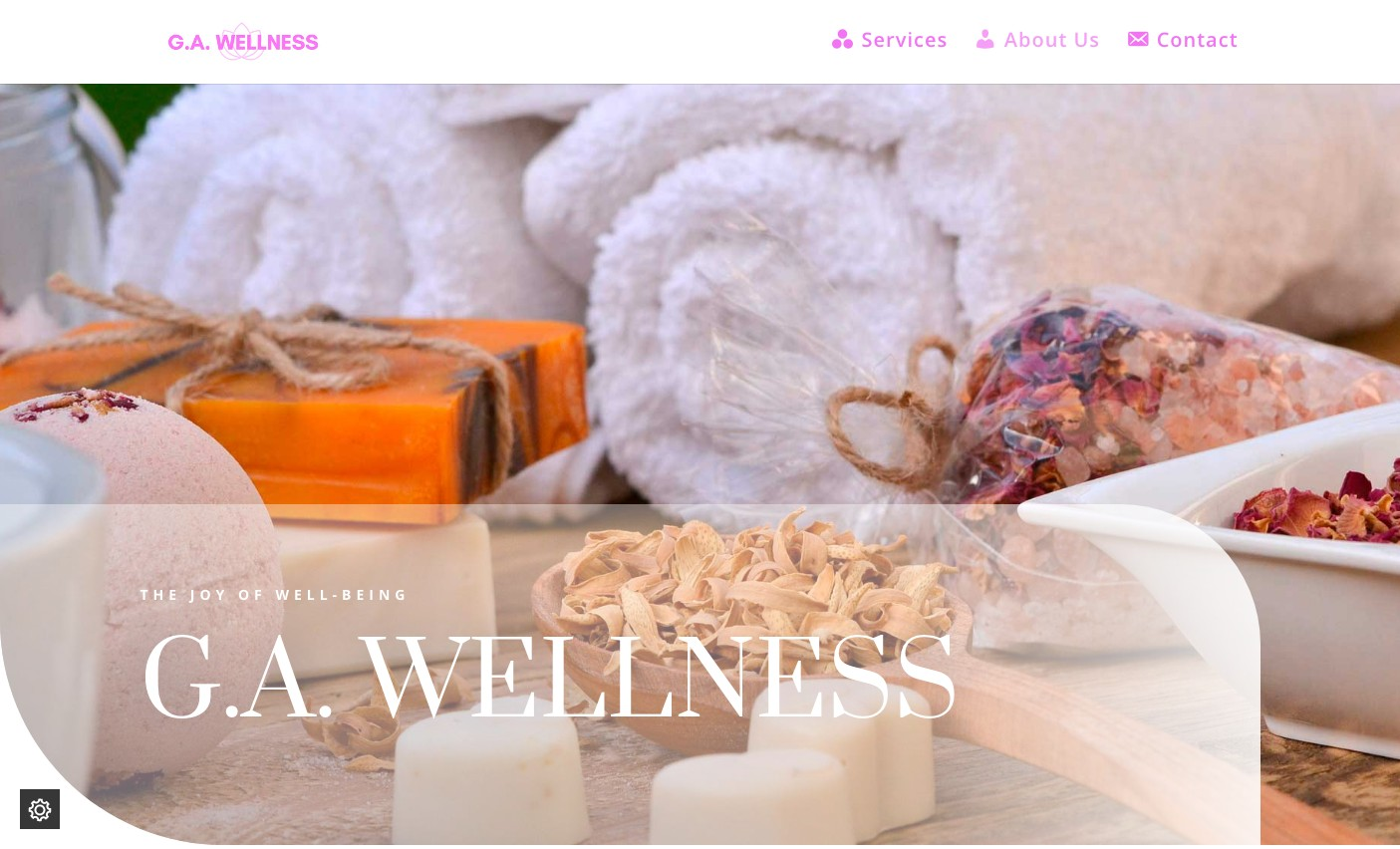 G.A. Wellness Massage, Beauty and Personal Hygiene services